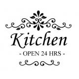 Kitchen open 24 hrs sein�tarra